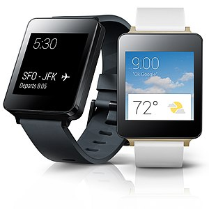 Sell Used LG G Watch - [2014]