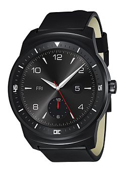 Sell Used LG G Watch R - [2014]