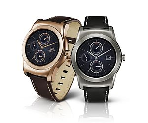 Sell Used LG Watch Urbane LTE - [2015]
