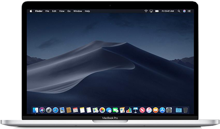 MacBook Pro (13-inch, 2019, Four Thunderbolt 3 ports)