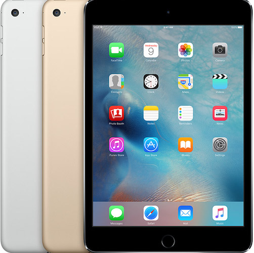 "Sell Used iPad mini 4 (7.9"") 2015 WIFI (A1538)"